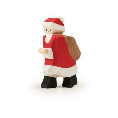 Père Noël en bois Trauffer no 3009
