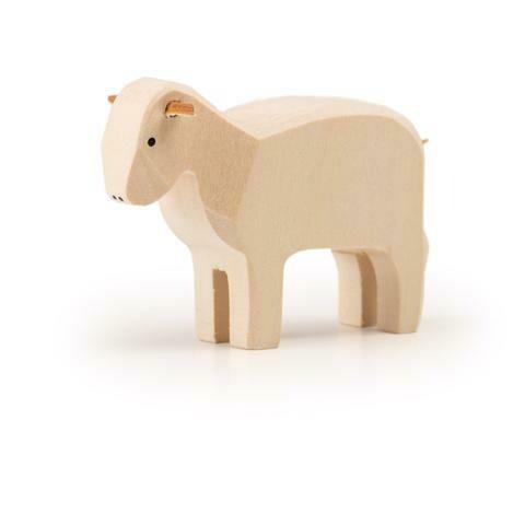 Grand mouton en bois Trauffer no 1205
