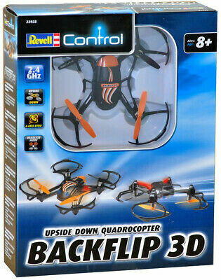 Drone Backflip 3D Revell Control