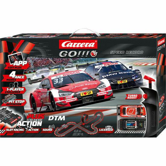Circuit voiture Carrera Go Speed Record