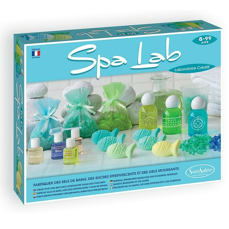 Sentosphère Spa Lab