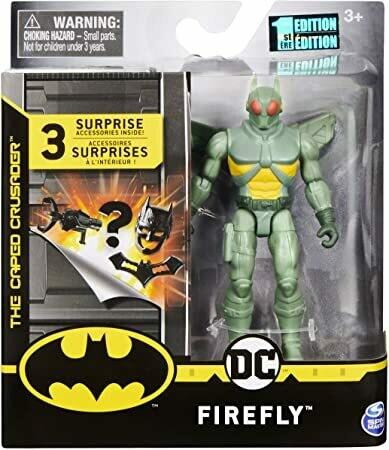 Batman DC Firefly Figurine 10 cm