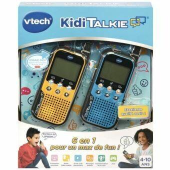 Talkie Walkie Vtech 6 en 1