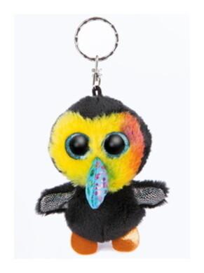 Toucan Tuffy 9 cm porte-clé