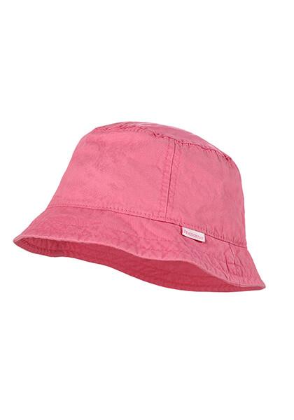 Chapeau coton rose uni