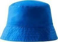 Chapeau bleu profond uni