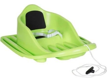 Bob vert pistache pour enfant avec ceinture
