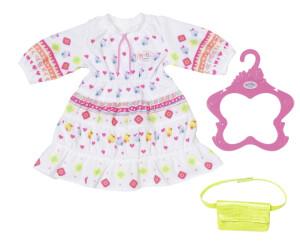 Baby Born robe estivale avec pochette