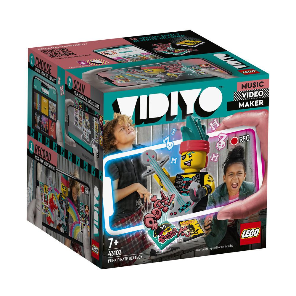 Lego VIDIYO Punk Pirate Beatbox