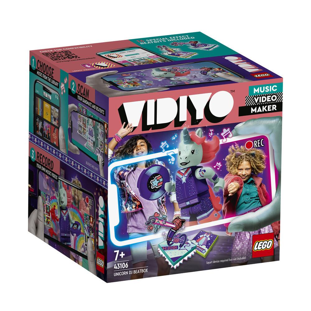 Lego VIDIYO Unicorn DJ Beatbox