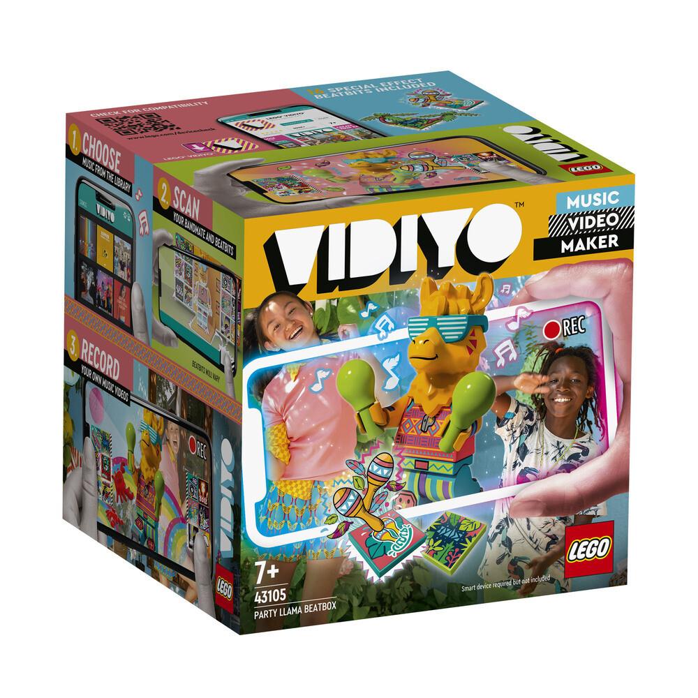 Lego VIDIYO Party Llama Beatbox lama