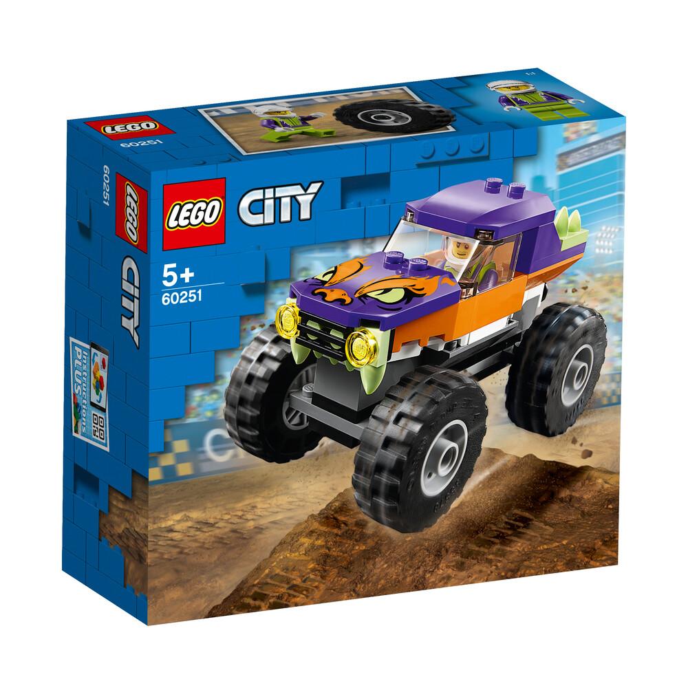 Lego City le Monster Truck voiture