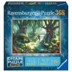 Ravensburger Puzzle Escape 368 pièces La Forêt Magique