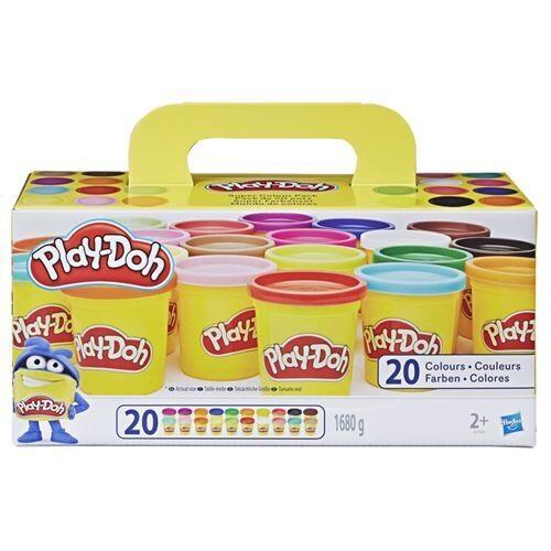 Play-Doh pâte à modeler 20 pots