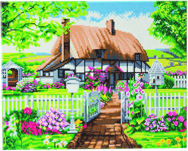 Crystal Art Rose Cottage