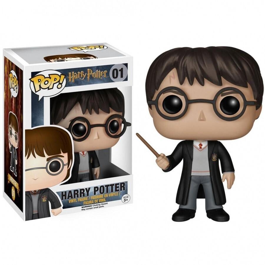 POP! Harry Potter 01 Figurine