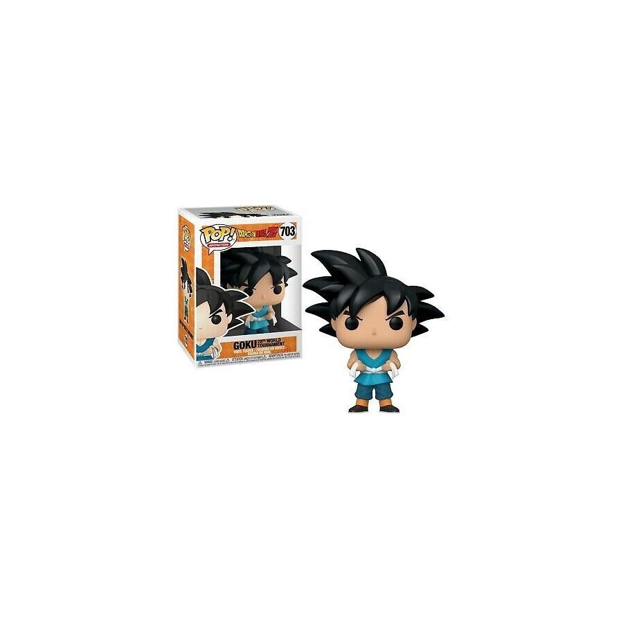 POP! DragonBallZ Goku 703 Figurine