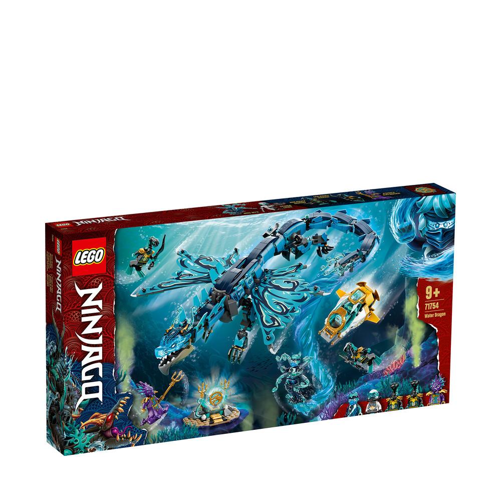 Lego Ninjago Le Dragon d'eau