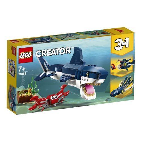 Lego Creator Les Créatures sous-marines