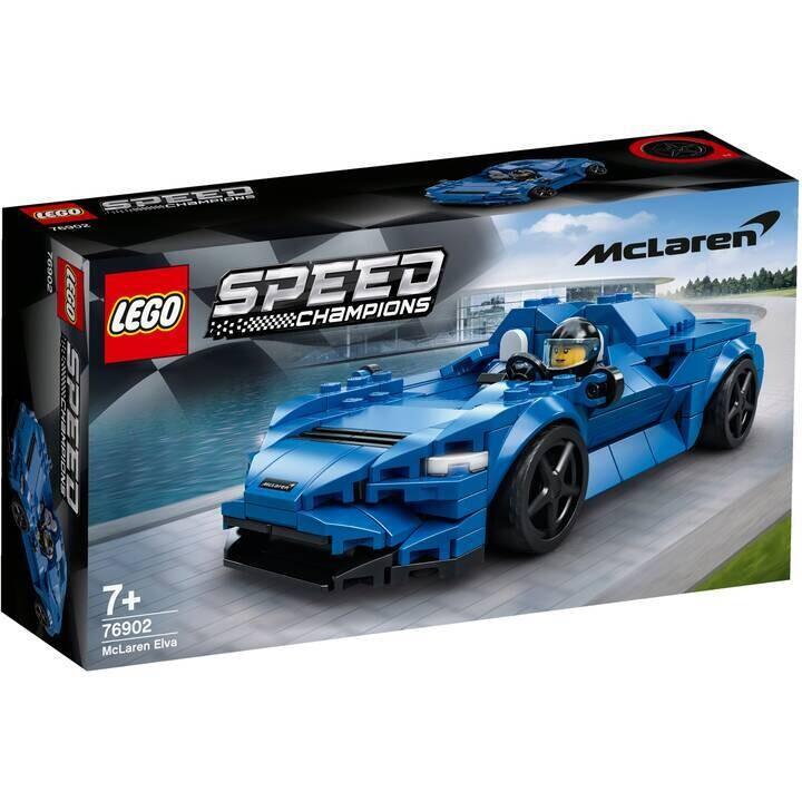 Lego Speed MacLaren Elva