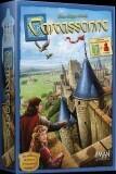 Carcassonne jeu de société moderne