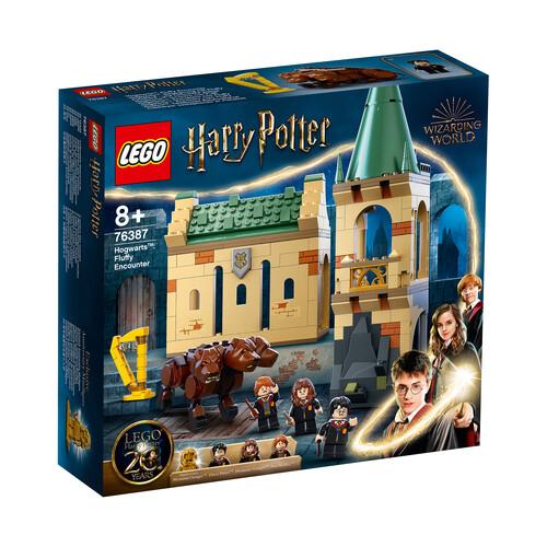 Lego Harry Potter, Poudlard: rencontre avec Touffu