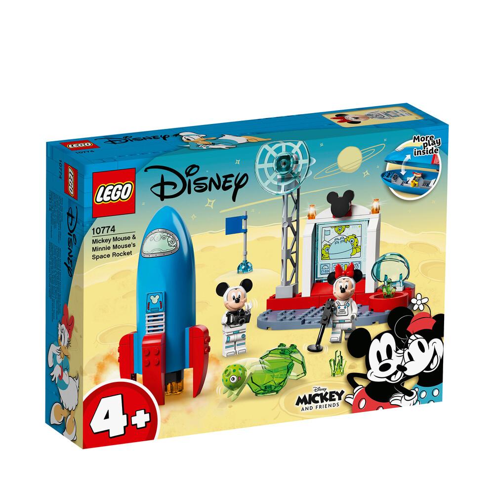 Lego Disney La fusée spatiale de Mickey Mouse et Minnie Mouse