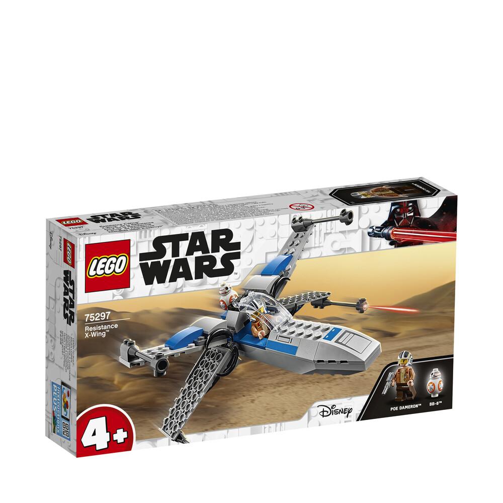 Lego Star Wars Disney X-Wing de la Résistance
