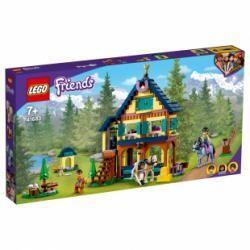 Lego Friends Le centre équestre dans la forêt
