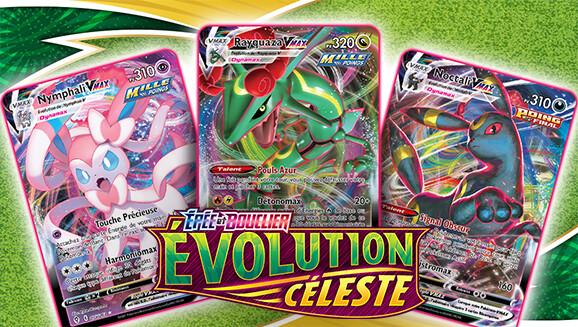 Pokémon Evolution Céleste Booster