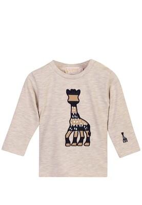Ensemble 2 pièces beige-marine Sophie la Girafe