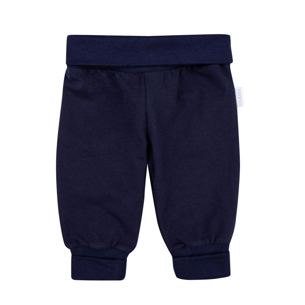 Pantalon jersey marine