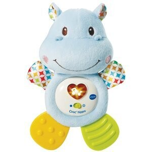 Croc'hippo Vtech hochet de dentition