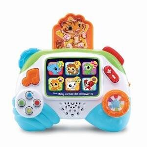Baby console tablette des découvertes Vtech