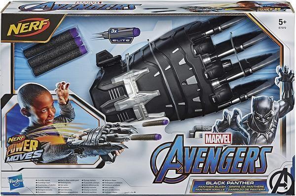 Avengers gant lanceur Black Panther Nerf