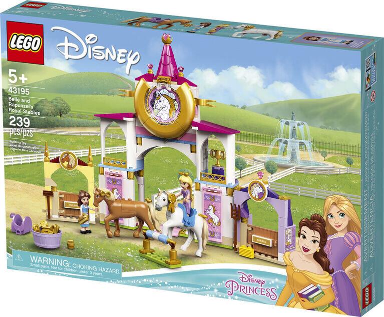 Lego Disney Ecurie de Belle et Raiponce