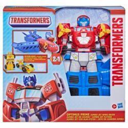 Transformers Optimus Prime, Jumbo Jet Winger racer