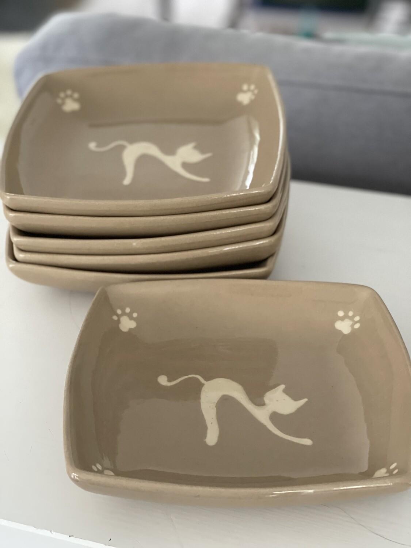 Keramikteller - Taupe