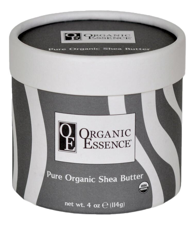 Чистое (100%) органическое масло Ши Organic Essence 114 гр/ 118 мл