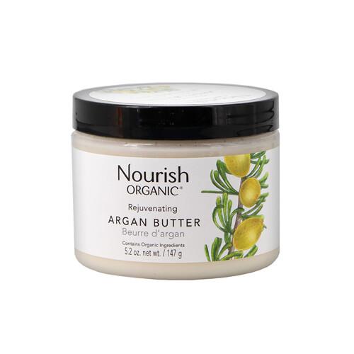 """Масло органическое """"Арган-Ши"""" Nourish Organic, 147 г"""