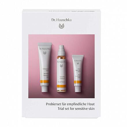 Набор пробников для чувствительной кожи (Probierset Empfindliche Haut) Dr. Hauschka 25 мл