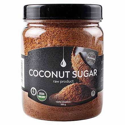 Сахар кокосовый, органический Blossom, 500 г