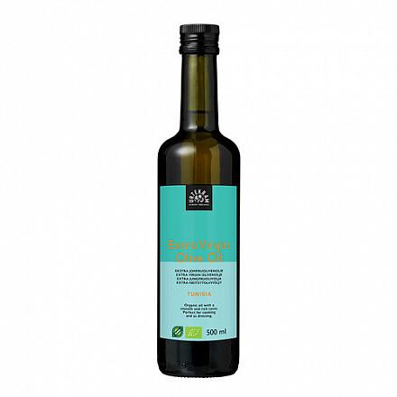 Органическое оливковое масло экстра вирджин Urtekram, 500 мл