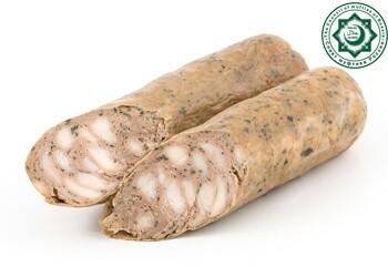 Колбаса Бикташевская, Горчичная Поляна, 0,25 кг.