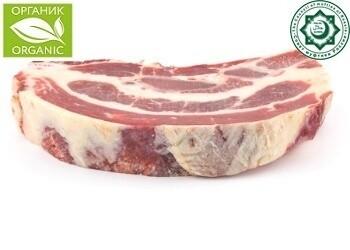 Грудинка говяжья на кости, Горчичная Поляна, 1 кг.