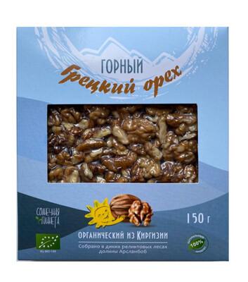 Горный грецкий орех BIO, SUN PLANET ORGANIC, 150 г