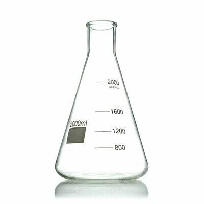 Borosilicate Erlenmeyer Flask (various sizes)