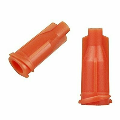 Luer Lock Syringe Caps