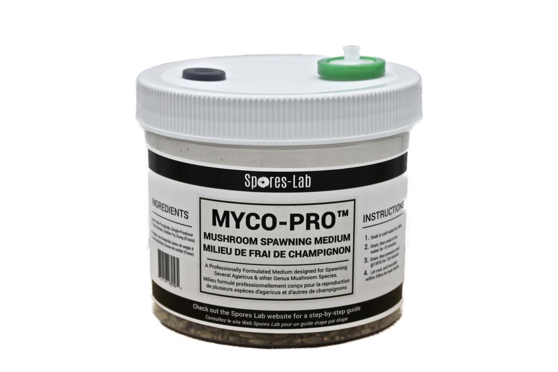 MYCO-PRO™ Spawn Jar