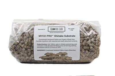 MYCO-PRO™ Shiitake Mushroom Substrate